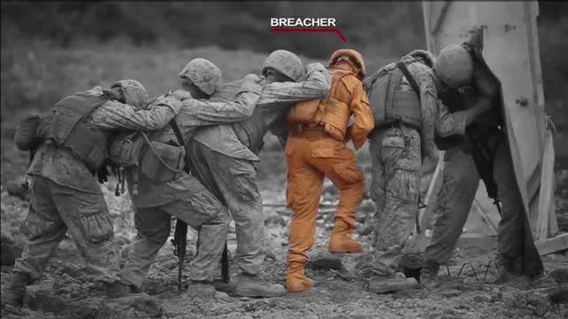 How to Breach Like a Marine
