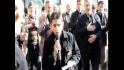 کربلایی علی راضی صفر 92 دسته سینه زنی مسجد امام حسین(ع)