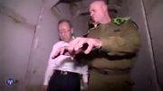 بان کی مون از تونل های زیرزمینی مقاومت دیدن کرد