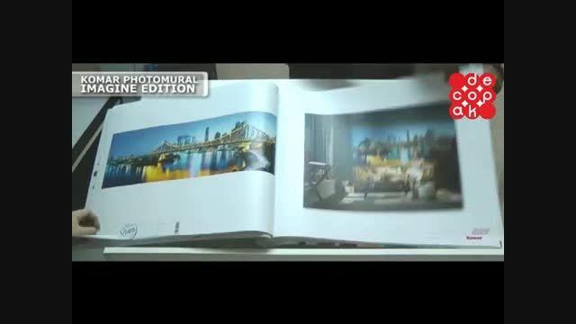 آلبوم پوستر دیواری کومار - بخش اول