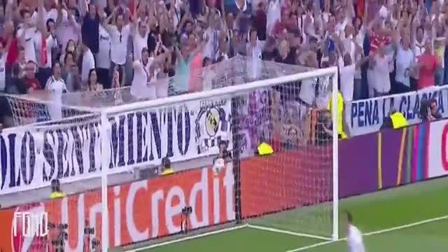 رئال مادرید 1 - 0 یوونتوس (گل کریستیانو رونالدو)
