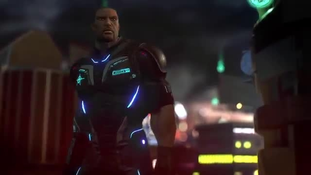 Gamescom: تریلر بازی Crackdown 3
