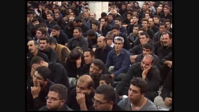 شب سوم محرم 94- حاج جواد رسولی - حسینیه اعظم زنجان