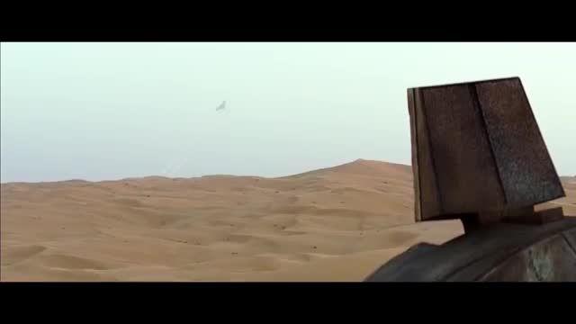 تریلر فیلم Star Wars: The Force Awakens