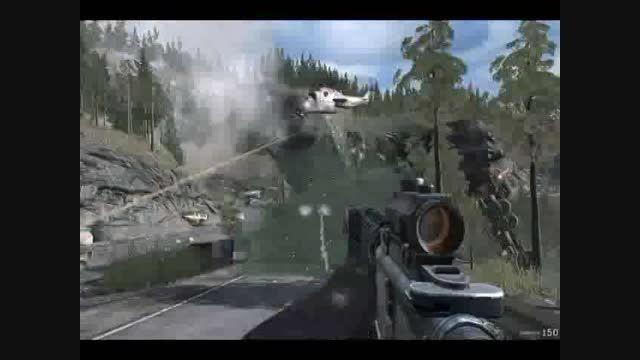 ندای وظیفه ۴  |  Call Of Duty: Modern Warfare | ①/④