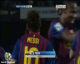 گل اول مسی به ویارئال و گل چهارم بارسلونا