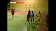 """روستای سیاهک """"هرمزگان""""تیم والیبال شهید عامری سیاهک(سهک)"""