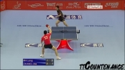 ma long vs zhang jike
