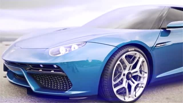 Lamborghini Asterion (لامبورگینی آستِِریون)