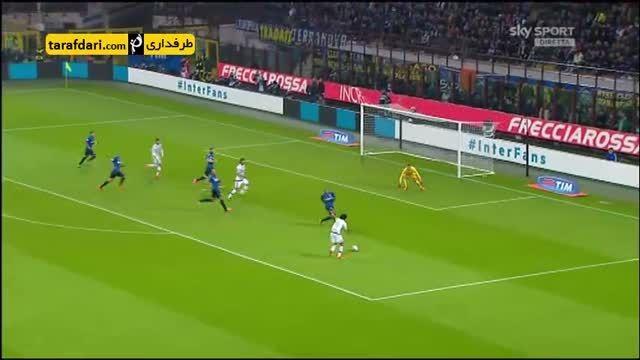 خلاصه بازی اینتر میلان 0-0 یوونتوس (کانال اسکای)