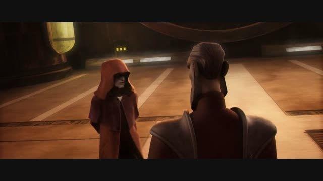 قسمت اخر فصل سوم جنگ ستارگان جنگ کلون
