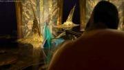 انیمیشن FROZEN - یخ زده |دوبله فارسی | DVD Scr 720P| پارت7