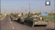 اوکراین: به کاروان نظامی روسیه حمله کردیم