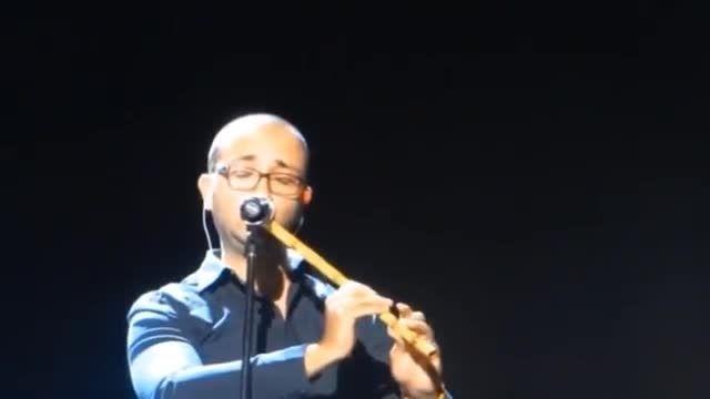 سامی یوسف - سنتی نوازی در کنسرت ترکیه 2015