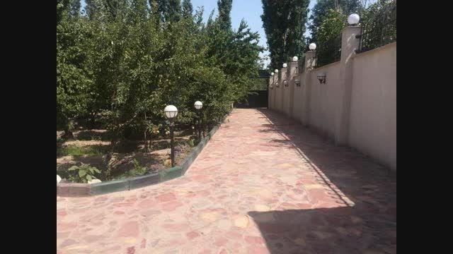 فروش باغ ویلا 1300 متری در کردزار شهریار کد 80