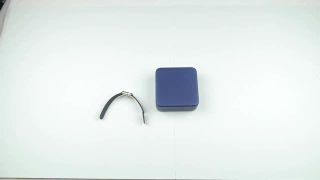 خرد شدن Apple Watch Edition میان دو آهنربای نئودیمیوم