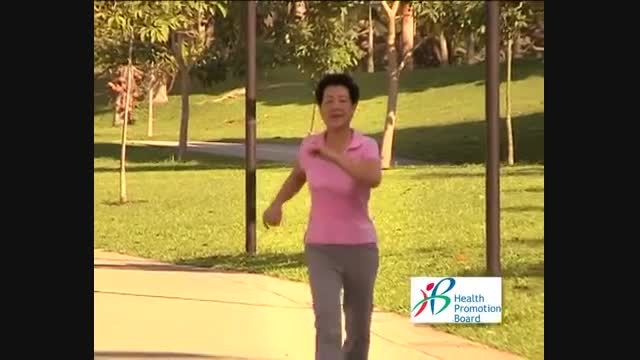 The Correct Way to Brisk Walking for Better Health
