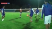 اردوی بازیکنان استقلال در کیش