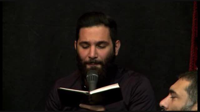سینه زنی کربلایی محمد حسین حدادیان ،شهادت امام سجاد (ع)