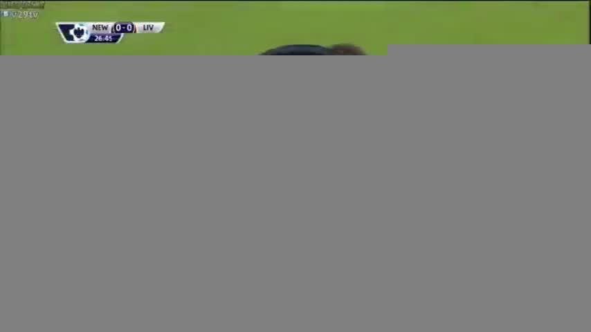 خلاصه بازی : نیوکاسل 2 - 0 لیورپول