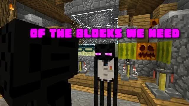 وقتی اندرمن پلیر شه | Minecraft
