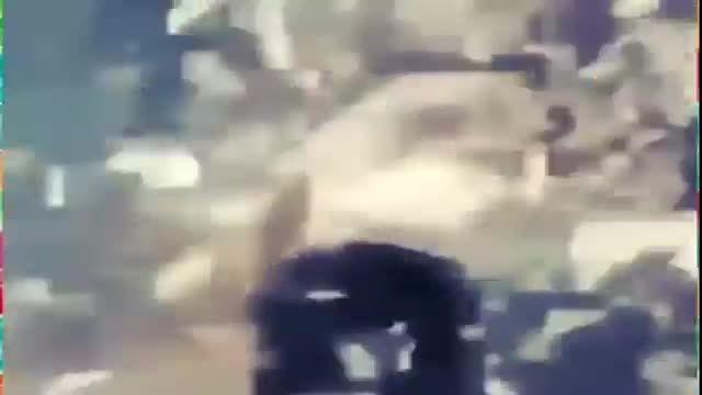 انریکه و حادثه روی صحنه