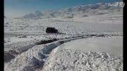 یه کوچولو برف بازی با کامبیز خان(رونیز)