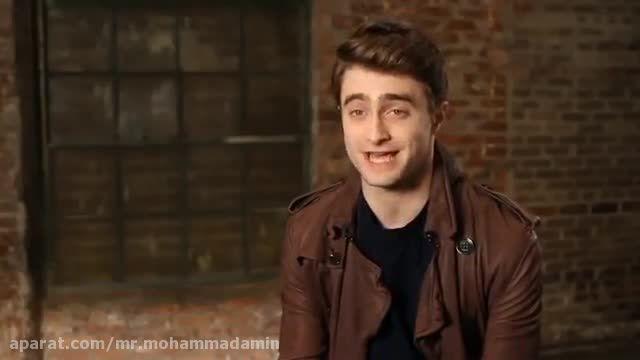 Daniel Radcliffe interview