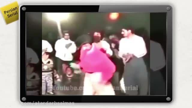 رقص یه مرد بامزه | کلیپ های جالب و خنده دار ایرانی