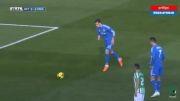 رئال مادرید 5 - رئال بتیس 0