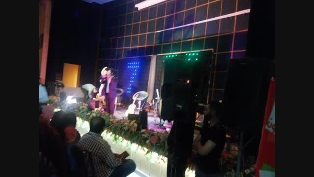 مجید خراطها - اجرای مسافر در  کنسرت خرم اباد