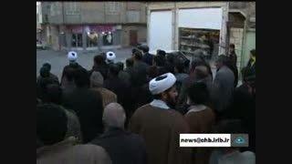 معارفه امام جمعه شهرستان سامان محسن ملک پور