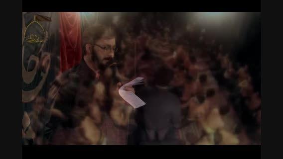 بانام حسین،شب عاشورا-بانوای کربلایی سعیدنجفی (محرم1393)