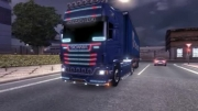 Scania R730 V8 (TopLine) در یوروتراک2