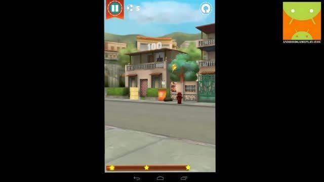 گیم پلی بازی اندرویدی Zico: The Official Game