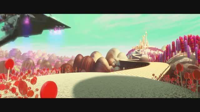 انیمیشن (رالف خرابکار) دوبله فارسی پارت 7