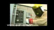 قفل تجهیزات برق و هشدار ایمنی lockout-tagout