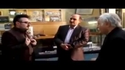شعری زیبا در وصف مولا علی در حضور استاد فرشچیان