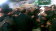 حسینیه شیرخند در مشهد. شهادت امام رضا (ع) کربلائی محمد اشرفی