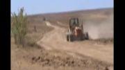 فیلم احداث راه روستائی خلیفه کندی