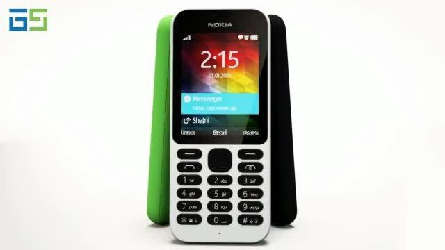 ویدیوی رسمی معرفی Nokia 215