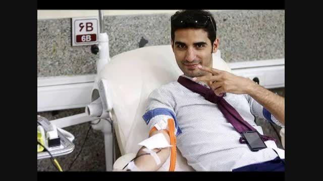 اولین برنامه فصلی انتقال خون گروه رادمان
