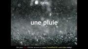 آموزش کلمات فرانسه 7 (آب و هوا)