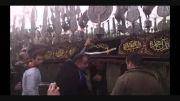 علم کشی.یوسف کرمی.قهرمان جهان.علم 37 تیغ حسین اباد