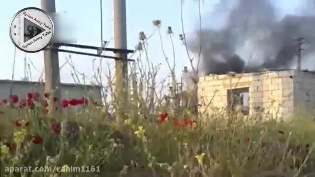 تک تیرانداز و سلفی-سوریه-عراق-داعش