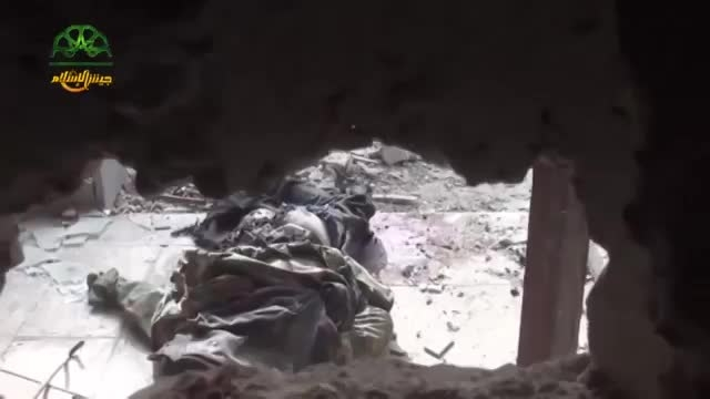 درگیری تروریست های جیش الاسلام با داعش در القابون
