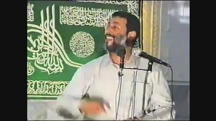 سخنرانی زیبا شیخ محمد صالح پردل