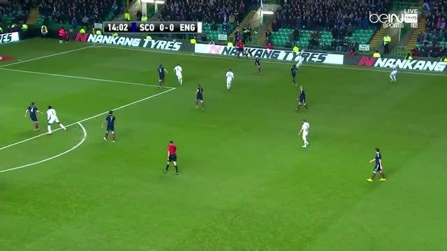 هایلایت کامل بازی وین رونی مقابل اسکاتلند (2014)