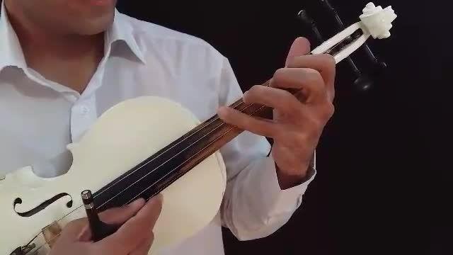 آموزش آواز آهنگ مجنون توسط استاد امین اسماعیلی