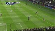 خلاصه بازی برنلی 0 - 0 منچستر یونایتد